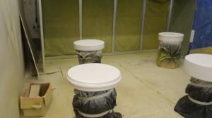 puzzle oil drum production