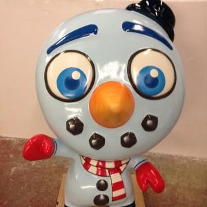 Babybel model Frosty