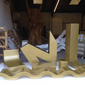 Bespoke window display