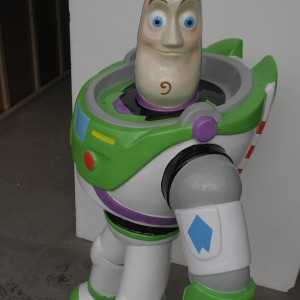 Buzz light year 3d Model