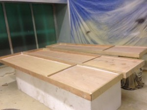 giant trays ply wood