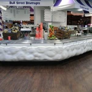 Bespoke 3d panels at Cadbury world