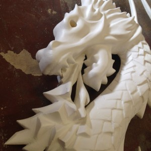 dragon for theatre production