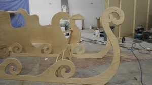 Sleigh Production Process