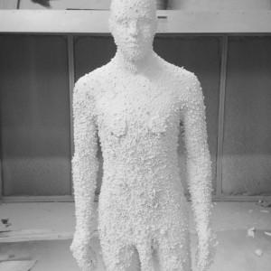 A take on Gormley sculpture