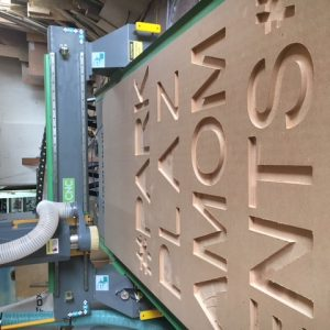CNC Routing Cornwall