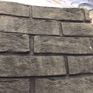 realistic brick effect panel
