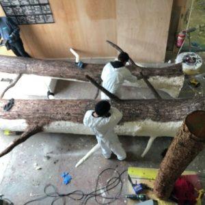 relaistic artificial trees