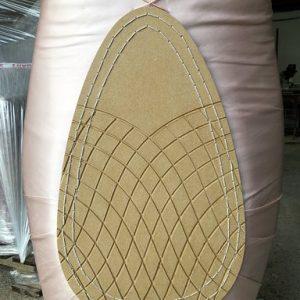large ballet shoe prop