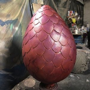 dragon egg prop